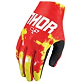 Gants Cross THOR Void Enfant - Tydy Fire - Gamme 2017 - Taille M