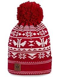 Amazon.it  donna - Rosso   Cappelli e cappellini   Accessori ... 9f268502ee71