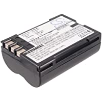 Replacement Akku für Olympus C-5060 Wide Zoom, C-7070 Wide Zoom, C-8080 Wide Zoom, E-1, EVOLT E-300, E-330, E-500, E-510, MD160, E-3, E-30, E-520 (PS-BLM1, BLM-1)