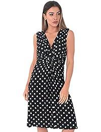 672e51065a4 Amazon.fr   robe taille empire - Robes   Femme   Vêtements