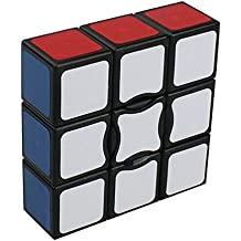 GoodCube New Black 1x3x3 Magic cube Floppy 1x3x3 Magic cube black Spuer 133 Speed cube by GoodCube