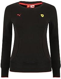 Puma Ferrari Women's Classic Crew Sweater 562314-02.