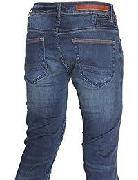 D-Skins - Jeans homme bleu - Slim carrot DK 8472