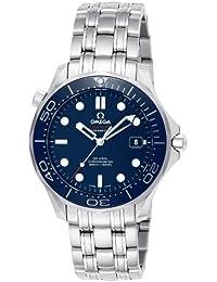 OMEGA Reloj analógico automático de pulsera para hombres 41 mm 21230412003001