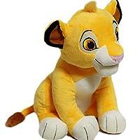 Cartoon Movie The Lion King Toy Lion Simba Plush stuffed toy Animal Doll 26cm