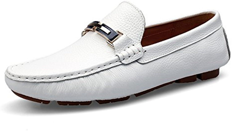 Shufang-scarpe Scarpe Mocassini Da Uomo 2018, Mocassini da guida per uomo Solid Coloree Penny Boat scarpe Mocassini... | Folle Prezzo  | Scolaro/Signora Scarpa