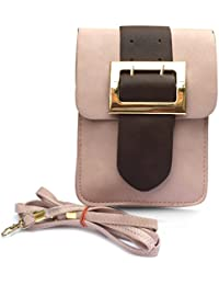 American Micro Leather Latest Fashionable Tie Sling Bag   Hand Bag   Cross Body Bag For Ladies, Girls And Women