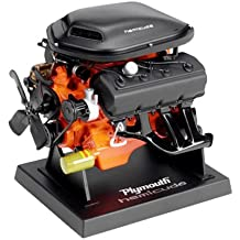 Revell-Monogram 11442 - Maqueta del motor Plymouth 426 Hemi Cuda