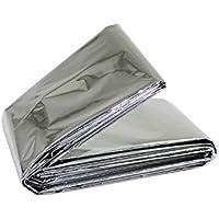 Dormir y flotabilidad bolsa de emergencia manta de emergencia lámina de rescate manta calefactora manta de emergencia exterior del PRECORN marca