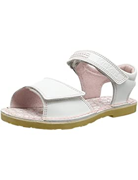Kickers Sandalias planas Blanco EU 35 (UK 2.5)
