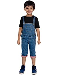 72007d9f88b3 Denim Boys  Jumpsuits  Buy Denim Boys  Jumpsuits online at best prices in  India - Amazon.in