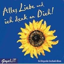 Alles Liebe, ich denk an Dich!, 1 Audio-CD