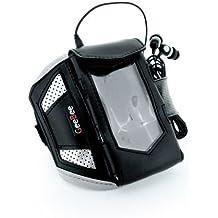 GeeBee Ultimo MP3 Brazalete deportivo para (Negro) - iPod Touch (1st Gen / 2nd Gen) / iPhone / iPhone 3G / iPhone 3G S 4G