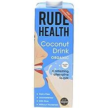 Rude Health Bebida de Coco con Arroz - Paquete de 6 x 1000 ml - Total