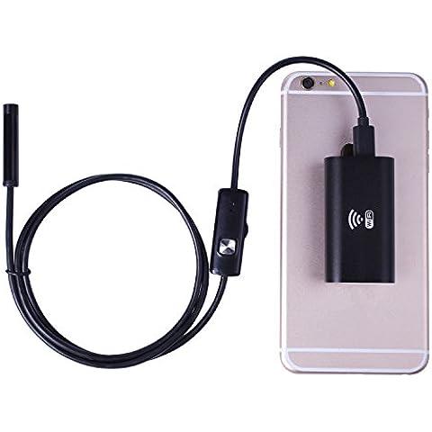 luci YOZATIA WIFI endoscopica 2 Mega Pixel Ambito endoscopio USB
