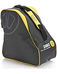 Sidas Ski Boot Bag Black Sac à Chaussures de Ski Mixte Adulte, Noir