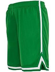 Urban Classic Herren Stripes Mesh Shorts