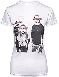 Paramore - Frauen T-Shirt - Eyes Covered