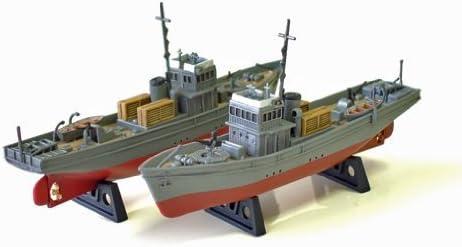 No. 1 type secret military boat latent drive 1/350 Japanese Japanese Japanese Navy (two vessels case) (japan import) | Good Design  99f002