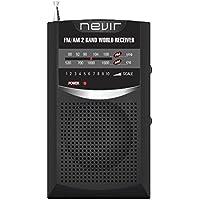 RADIO NEVIR NVR136 BOLSILLO ANALOGICA