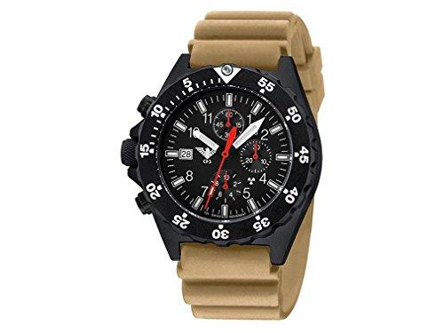 KHS Tactical Watches Shooter Chronograph KHS.SHC.DT Militär Armbanduhr