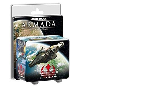 Preisvergleich Produktbild Star Wars: Armada • Sternenjägerstaffeln der Rebellenallianz 2 Erweiterungspack DEUTSCHE VERSION