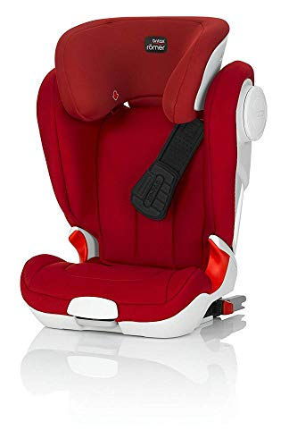 Romer Kidfix XP SICT - Silla de coche, color rojo