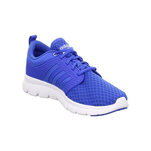 adidas Cloudfoam Groove, Scarpe Sportive Uomo Blu (Azul/Azul/Plamat)