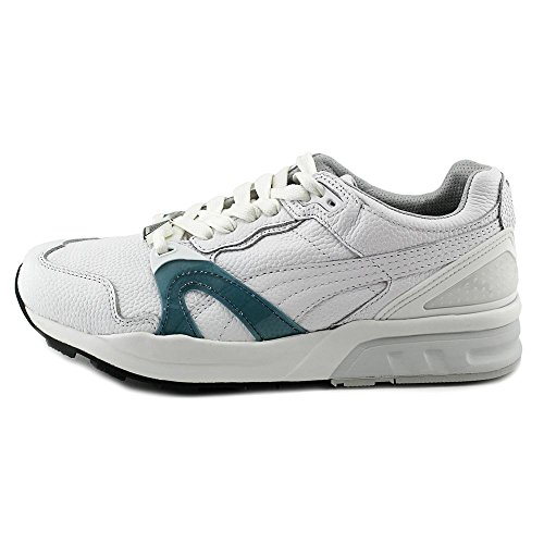 Puma XT2+ Texturised Cuir Baskets white