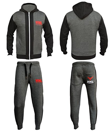 star-fashion-new-exclusive-kids-child-boys-tracksuit-hnl-print-hoodie-bottom-joggers-suit-new-age-7-