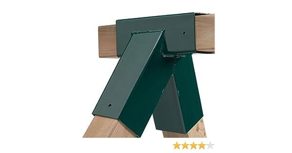 Klettergerüst Garten Wickey : Wickey vierkant schaukelverbinder holzverbinder kantholz eckmodell