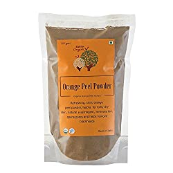 Earth Organic Orange Peel Powder