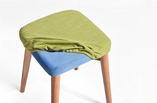 Jcrnjsb sgabello per divano sgabello in legno massello sgabello