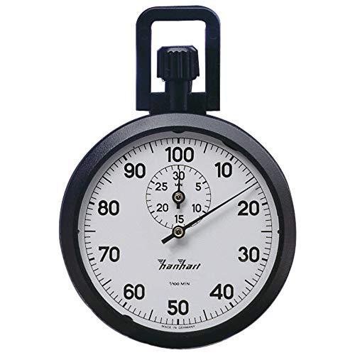 Hanhart - Cronometro di precisione, 1/100 minuti, 30 minuti