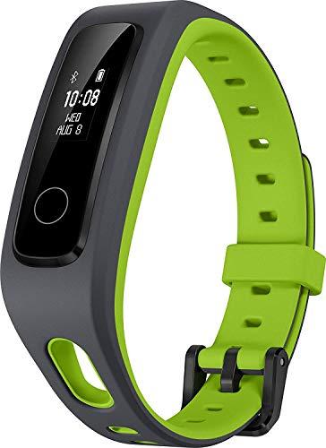 Honor Band 4 Running mit 6-Achsigem Bewegungssensor, Laufaufzeichnung direkt am Schuh Grün,Huawei Honor Band 4 Smart Armband Running, Fitness Armband Activity Tracker Sportuhr Schrittzähler (Grün)