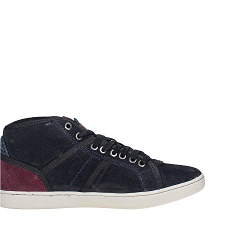 Wrangler WM172113 Sneakers Alta Uomo Blu Descuento Para Barato Hbrk0p