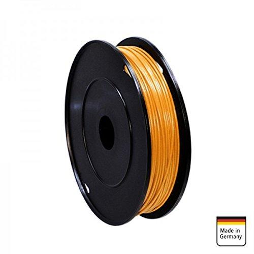 AMPIRE Installationskabel Orange 1mm², 120m Rolle, Kupfer