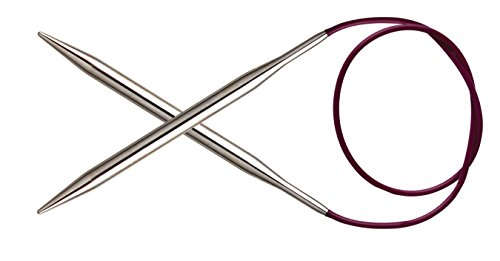 KNITPRO Nova Fixed Circular Needle-80cm - 5.50mm