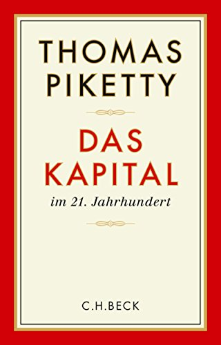 Buchseite und Rezensionen zu 'Das Kapital im 21. Jahrhundert' von Thomas Piketty