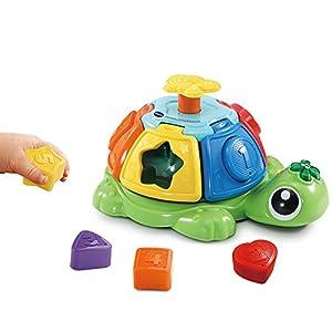 VTech Ma tortue tourni-Formes - Juegos educativos, Niño/niña, 1 año(s), 3 año(s), Francés, AA