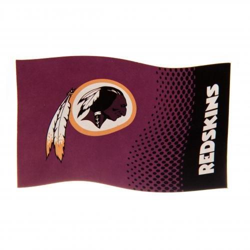 Washington Redskins Fahne - Flagge 152cm x 91cm NFL Fanartikel Fanshop