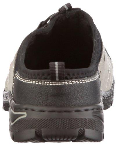 Rieker Kinder  K2753 Unisex - Kinder Sportschuhe - Outdoor Grau (schwarz/cement/schwarz 42)