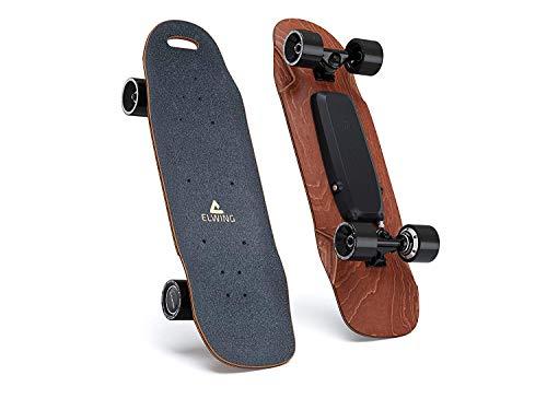 Elwing • Skateboard Electrique • Nimbus • Nouvelle Version 2019 • 4,9Kg • avec...