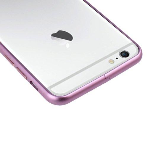 Splendida Custodia Bumper in Alluminio Cover Case Massima Protezione per iPhone 6