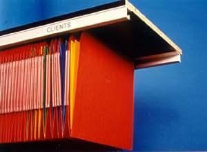 jeu de 2 rails en aluminium visser sous tablette bois pour dossiers suspendus. Black Bedroom Furniture Sets. Home Design Ideas