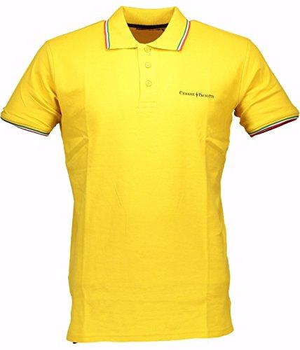 polo-maniche-corte-uomo-cesare-paciotti-t-shirt-men-short-sleeves-cp10ps1-cesare-paciotti-giallo-l