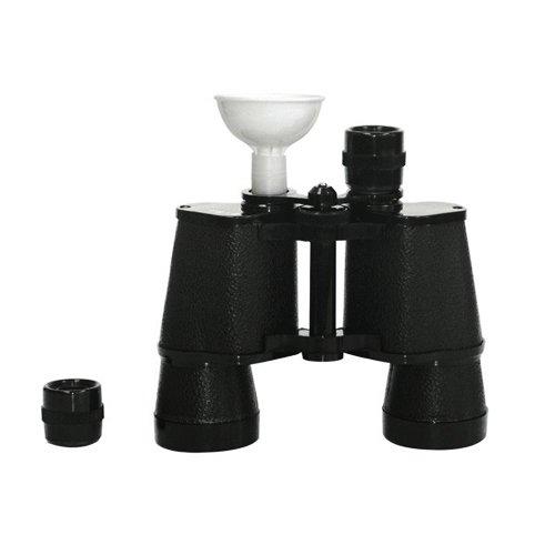 True 31439001085 fabrications Fernglas Flachmann Kunststoff, Mehrfarbig, 11 x 11 x 11 cm