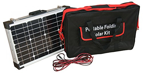 60W 60 WATT Solarkoffer Solarpanel Solarmodul Photovoltaik Solar 12Volt - Koffer Solar
