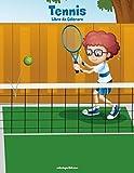 Tennis Libro da Colorare 1: Volume 1