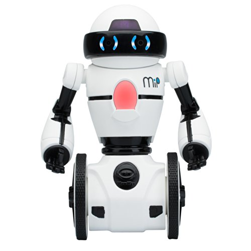 41 %2BHFWjvgL - WowWee - Robot MiP, color blanco (0821)